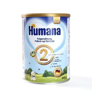 Sữa Humana Gold số 2 800g - Date t8-2020