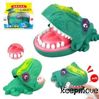 LILI-Biting Dinosaur Toy Teeth Game Toy for Kids