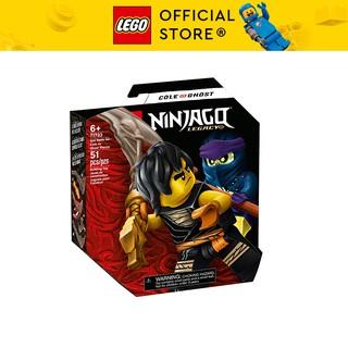LEGO NINJAGO 71733 Đấu Trường Ninjago- Cole Đối Đầu Ghost Warrior ( 51 Chi tiết)