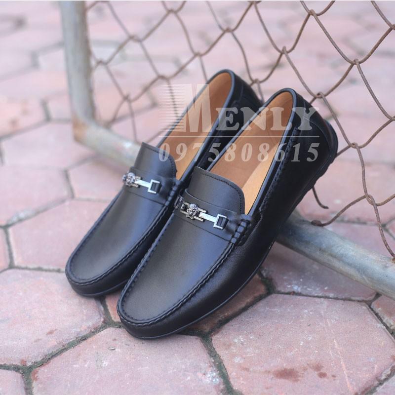 Giày nam da thật sành điệu - GLMM87.4