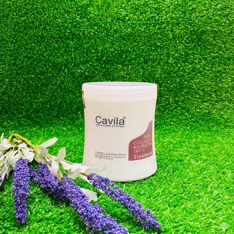 Hấp Dầu Cavila collagen