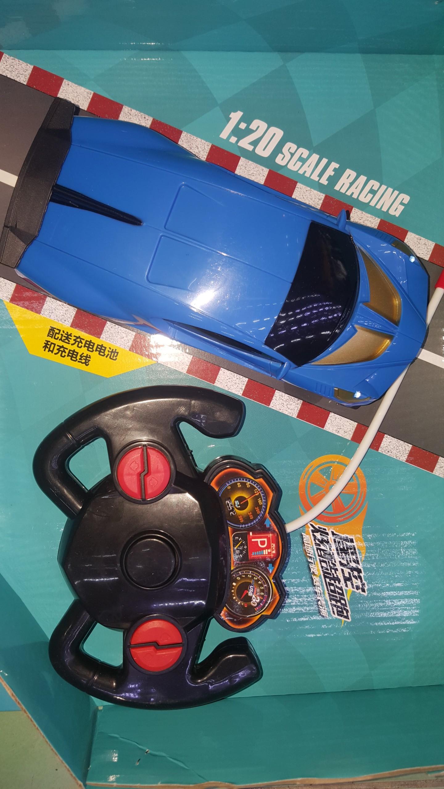 Đồ chơi Xe Ô tô Điều Khiển 4 Chiều – 6020
