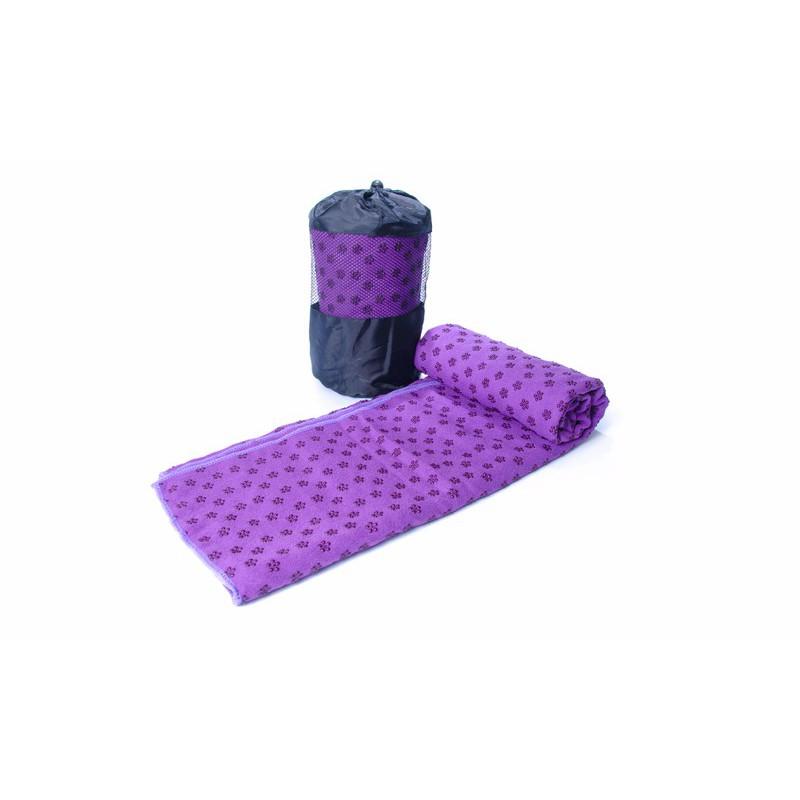 Khăn trải thảm tập Yoga bằng hạt PVC chống trơn màu tím - 2678416 , 733909304 , 322_733909304 , 169000 , Khan-trai-tham-tap-Yoga-bang-hat-PVC-chong-tron-mau-tim-322_733909304 , shopee.vn , Khăn trải thảm tập Yoga bằng hạt PVC chống trơn màu tím