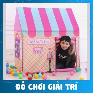 [ Hàng HOT] Lều vải hồng cho công chúa
