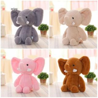♞Mini Lovely Elephant Stuffed Animals Kids Baby Soft Plush Toy X-mas Gift Doll
