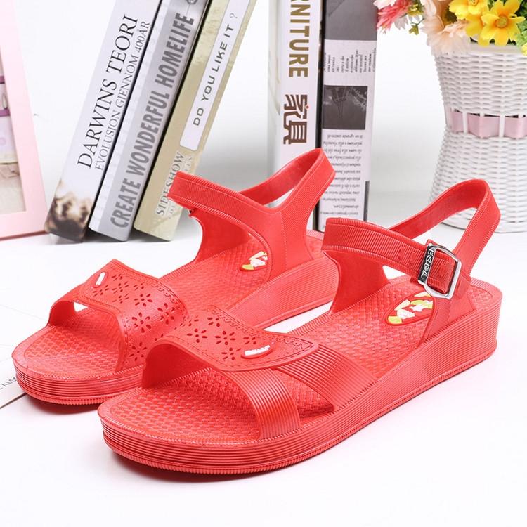 giày sandals nữ đế mềm dễ thương - 21980412 , 7007762071 , 322_7007762071 , 126800 , giay-sandals-nu-de-mem-de-thuong-322_7007762071 , shopee.vn , giày sandals nữ đế mềm dễ thương
