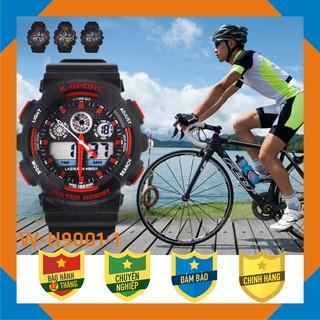 Đồng hồ điện tử thể thao đeo tay nam Lasika W-H9001-1 Bảo hành 12 tháng!!!