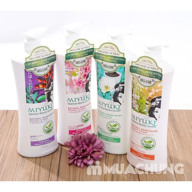 Sữa tắm MiYuki công nghệ Nhật Bản 1000ml - 2465921 , 788262231 , 322_788262231 , 115000 , Sua-tam-MiYuki-cong-nghe-Nhat-Ban-1000ml-322_788262231 , shopee.vn , Sữa tắm MiYuki công nghệ Nhật Bản 1000ml