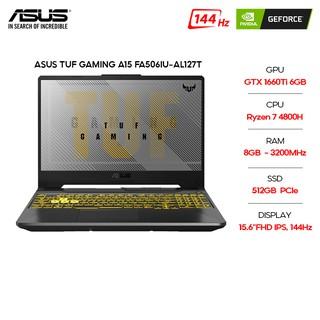 Laptop ASUS TUF A15 FA506IU-AL127T R7-4800H | 8GB | 512GB | GTX 1660Ti | 15.6