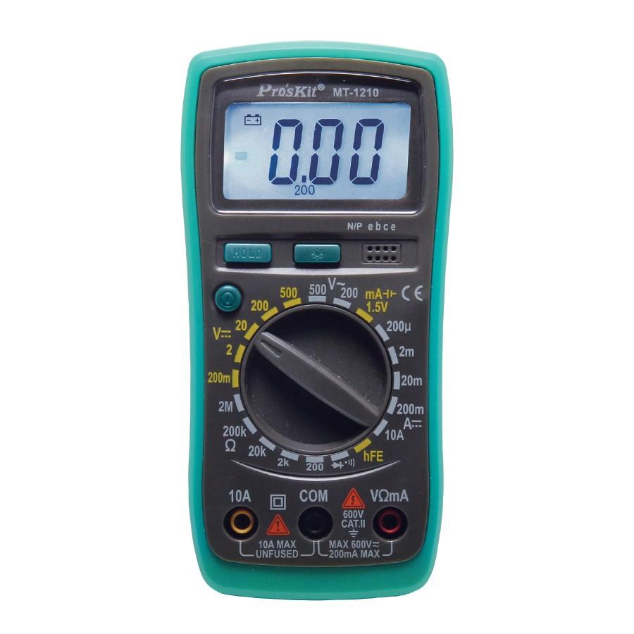 Đồng hồ đo điện tử Pro