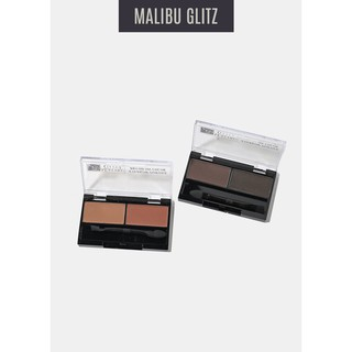 BỘT TÁN LÔNG MÀY MALIBU BRUSH ON EYEBROW POWDER DUO thumbnail