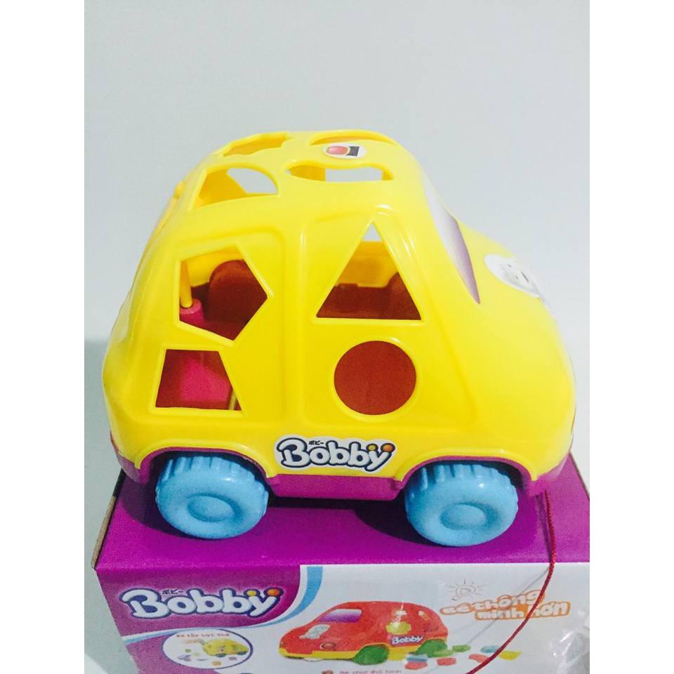 Xe Thả Khối Bobby