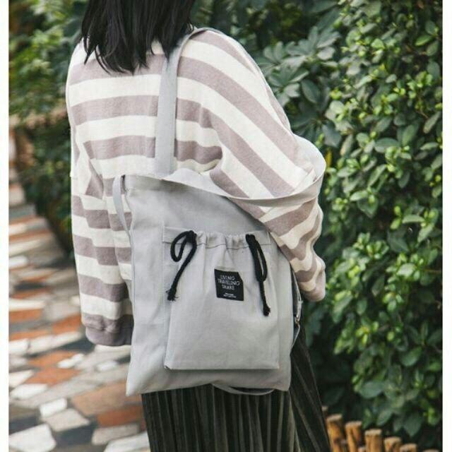 Túi tote dây rút dành cho nữ