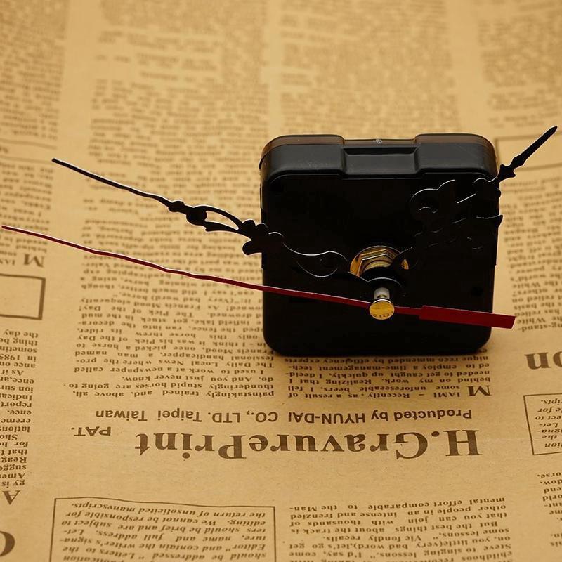 Bộ dụng cụ sửa chữa cơ chế chuyển động dành cho đồng hồ Quartz diy