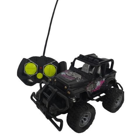 Xe Jeep Điều Khiển Từ Xa Mini