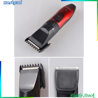 [Ready Stock]Rechargeable Cordless Electric Hair Trimmer Shaver for Men Adult Kid EU Plug