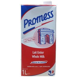 Sữa tươi Promess các loại hộp 1L