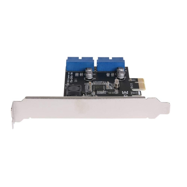 SSU USB 3.0 PCI-e 1x Expansion Card PCI Express Adapter for Desktop Giá chỉ 352.000₫