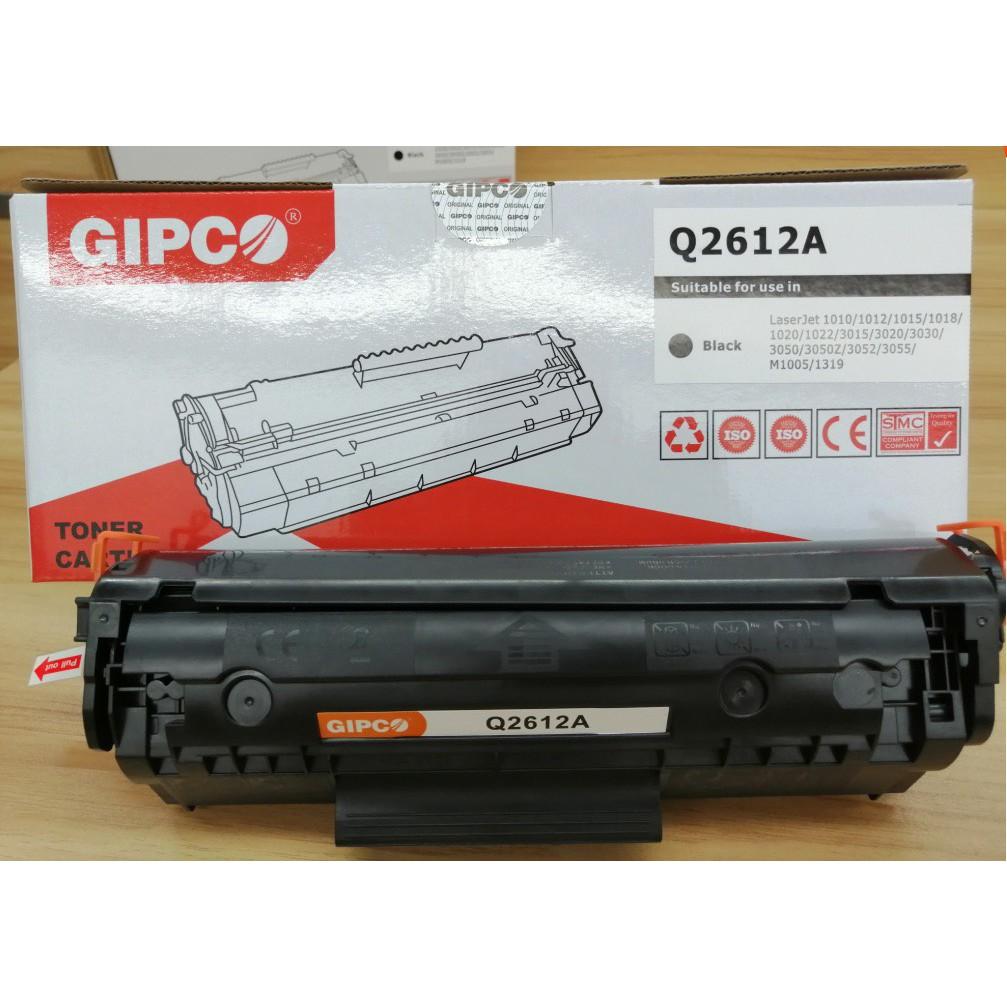 HỘP MỰC IN GIPCO Q2612A