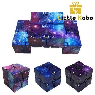 [Nhập mã TOYAUG hoàn 10% tối đa 15K xu cho đơn từ 99K]Lập Phương Vô Cực Infinity Cube Galaxy 13 Màu