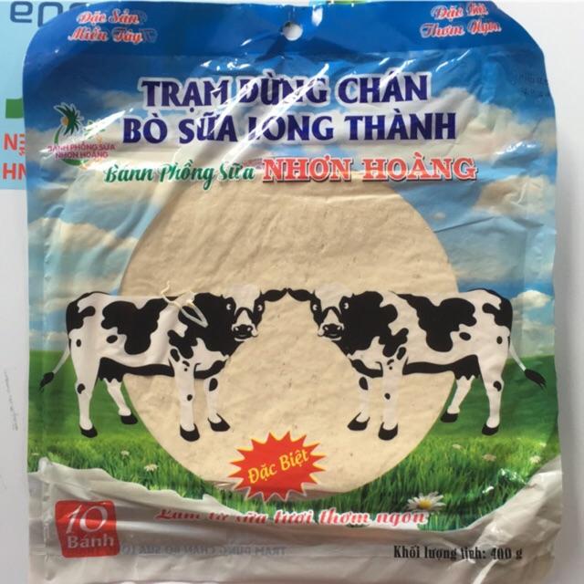 Bánh tráng sữa NHƠN HOÀNG (bánh phồng sữa NHƠN HOÀNG)