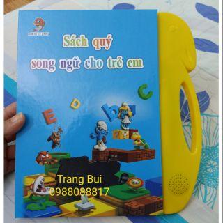 Sách quý song ngữ anh việt cho trẻ em tặng bút (sách điện tử)