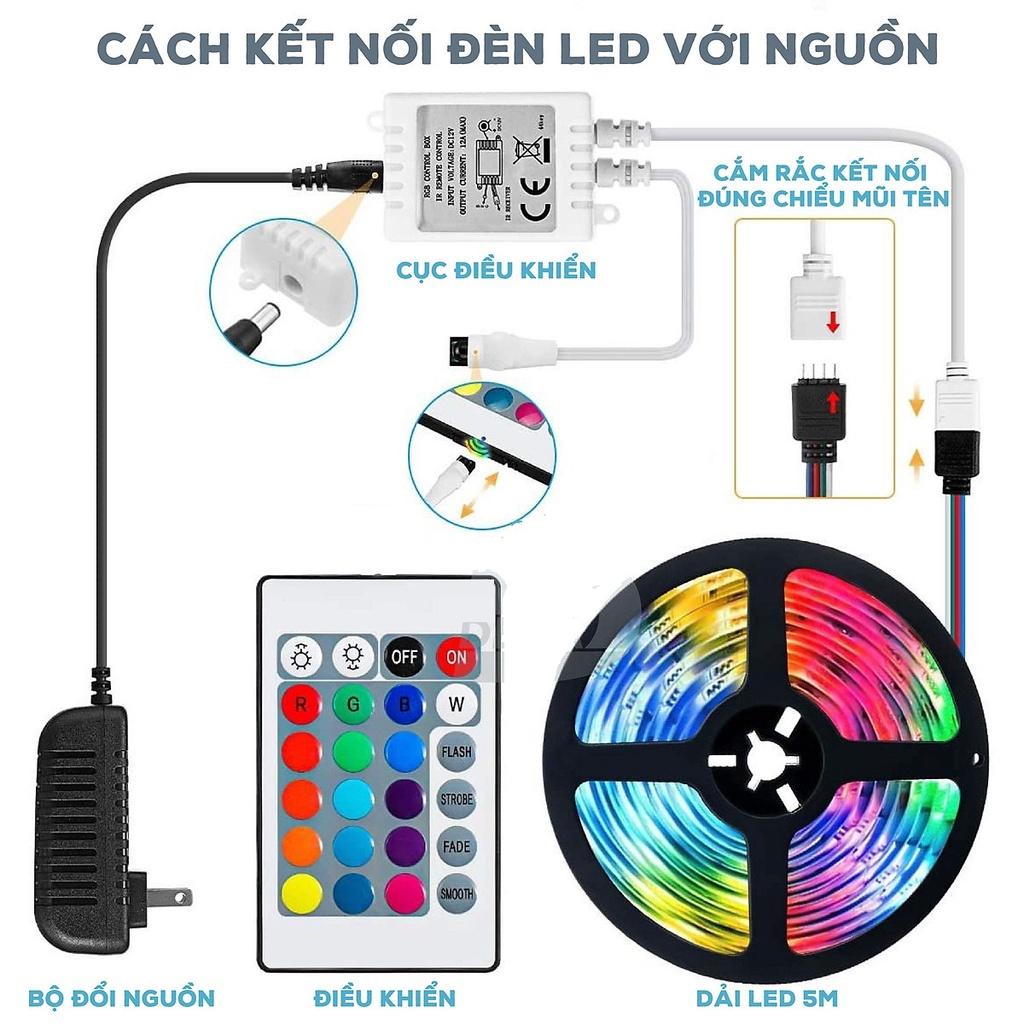 Đèn led dây đèn neon trang trí đen led trang trí đèn led trang trí phòng ngủ dây đèn dây led rgb đèn led trang trí