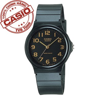 Đồng hồ unisex dây nhựa Casio Standard chính hãng Anh Khuê MQ-24-1B2LDF (34mm)