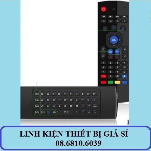 Chuột bay KM800 cho adroi tivi box