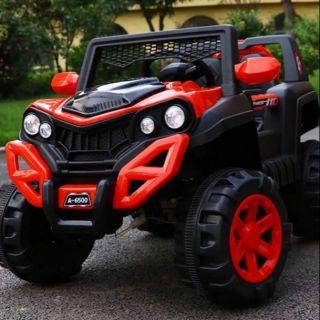 Xe ô tô điện cho bé 2 động cơ mạnh mẽ A6500
