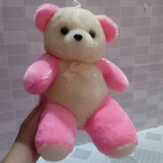 Gấu bông màu Hồng, siêu dễ thương