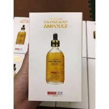 Serum Tinh Chất Vàng 24k Pure Gold Ampoule Thera Lady 100ml (Date mới nhất) - Xuất xứ Úc