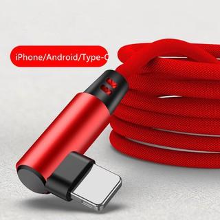 Dây cáp sạc TYPE-C dài 1m dành cho nhiều điện thoại