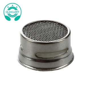 Kitchen/Bathroom Faucet Sprayer Strainer Tap Filter—White and Sier