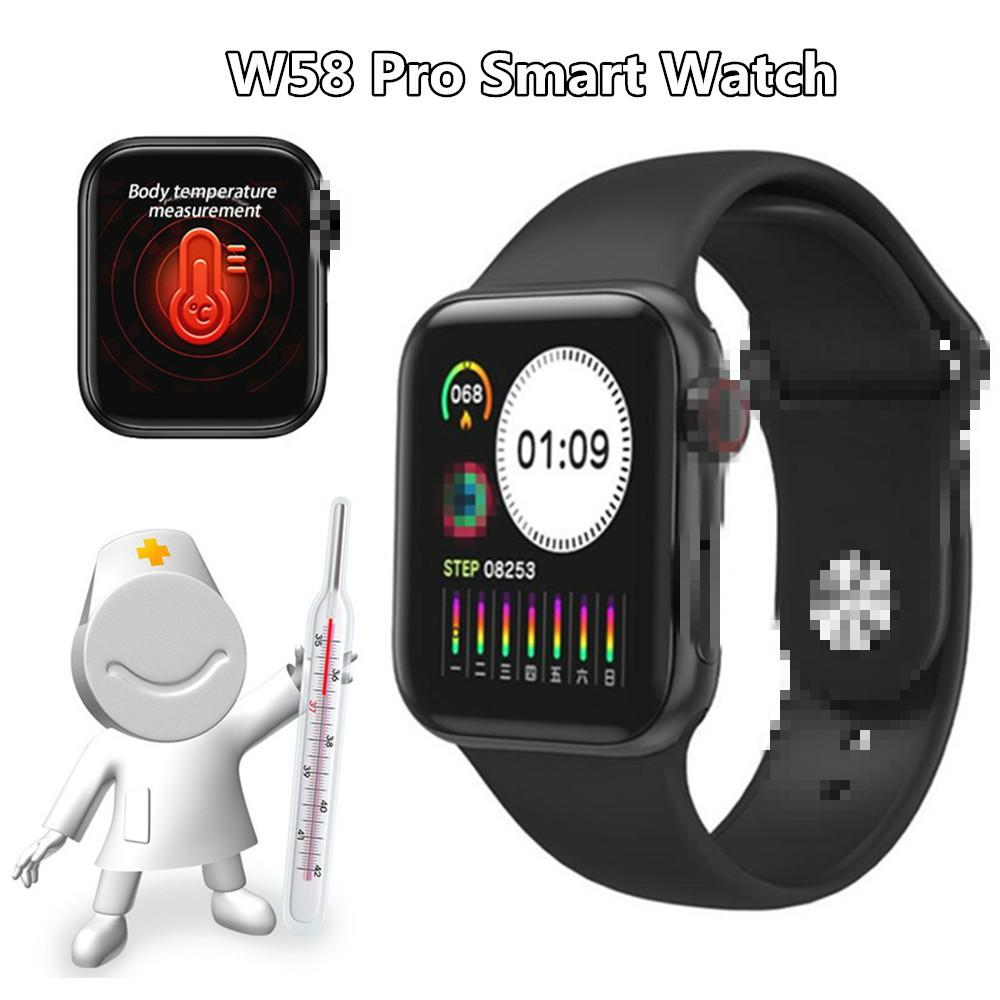 W58 Pro Đồng Hồ Thông Minh Đa Chức Năng Theo Dõi Sức Khoẻ Cho Điện Thoại Ios Android