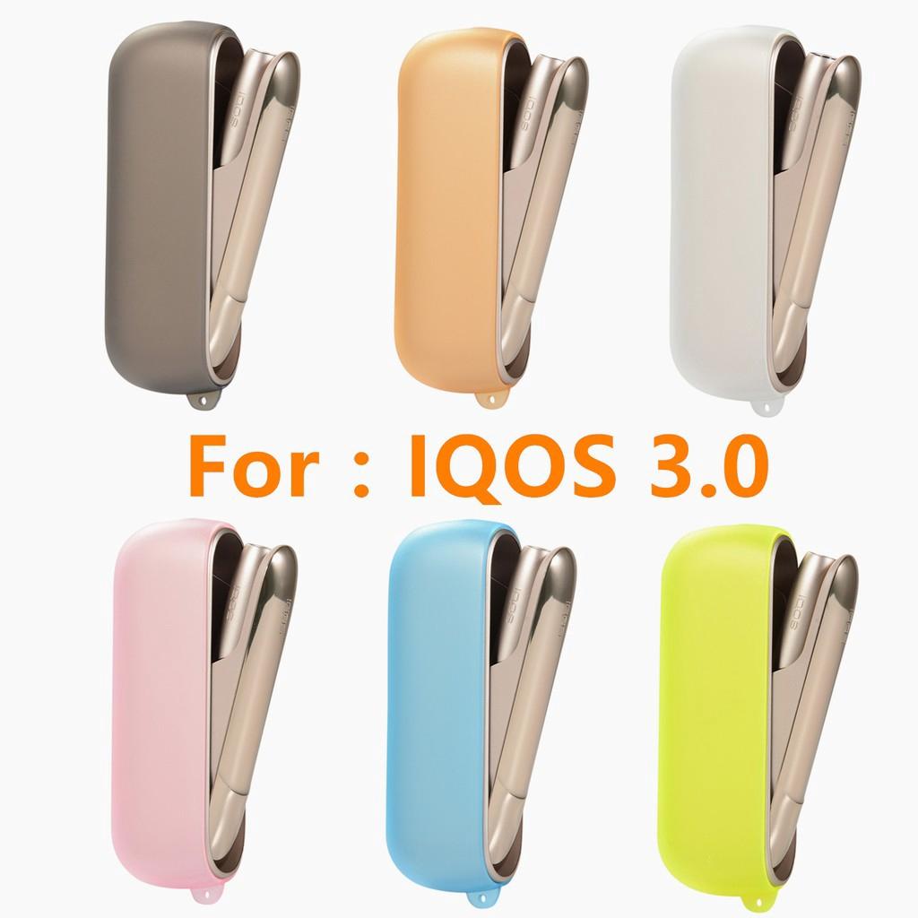 IQOS 3 0 Scrub Silicone Case Cigarette Protective Cover Accessories With  Lanyard