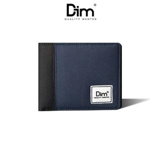 Ví Vải DIM Mixed Wallet - Ngang (Thiết Kế Gập Đôi, Đựng 6 - 10 Thẻ, Vừa CMND - GTX, Đựng Tối Đa 15 - 20 tờ tiền) - 3 Màu thumbnail