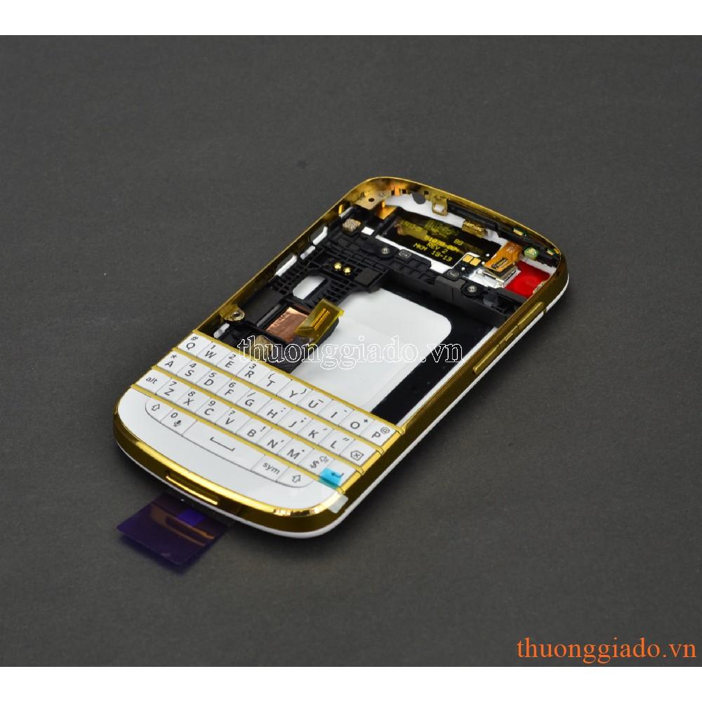 Thay bộ vỏ Blackberry Q10 màu trắng gold chính hãng - 3416307 , 595521538 , 322_595521538 , 390000 , Thay-bo-vo-Blackberry-Q10-mau-trang-gold-chinh-hang-322_595521538 , shopee.vn , Thay bộ vỏ Blackberry Q10 màu trắng gold chính hãng
