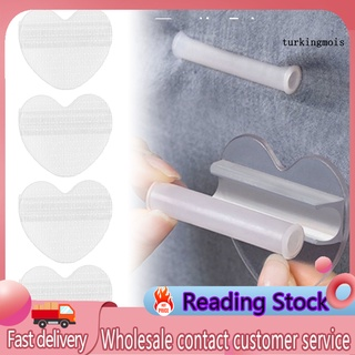 TUR_6Pcs Bed Sheet Quilt Cover Holder Anti-skid Fixing Clip Home Bedding Accessory