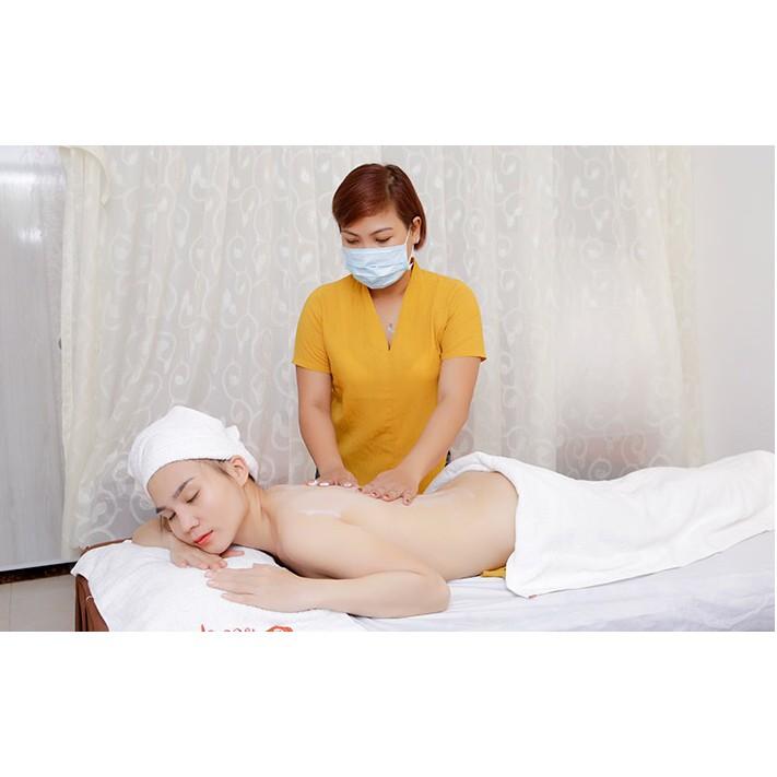 Hồ Chí Minh [E-Voucher] - Liệu trình thanh tẩy tế bào chết toàn thân tại Bee spa