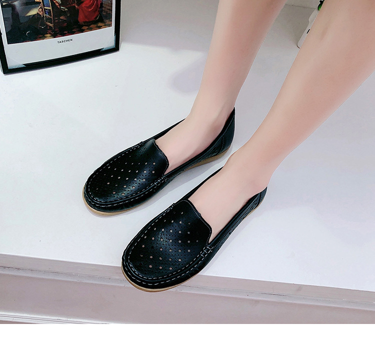Giày Lười Nữ Thời Trang Thanh Lịch