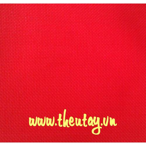 Vải PC Đỏ Làm Ví