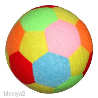 17cm Large Cotton Sponge Football Size 4 Ball Soft Indoor Outdoor Soccer Toy