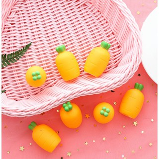Squishy Toys Cute Carrot sp mã JQ5201
