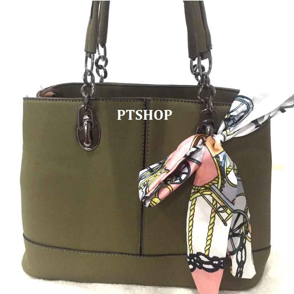 Combo 2 túi xách nữ thời trang PT29 + 1 ví nữ thời trang