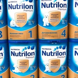 Sữa Nutrilon Nga 800g số 1 2 3 4