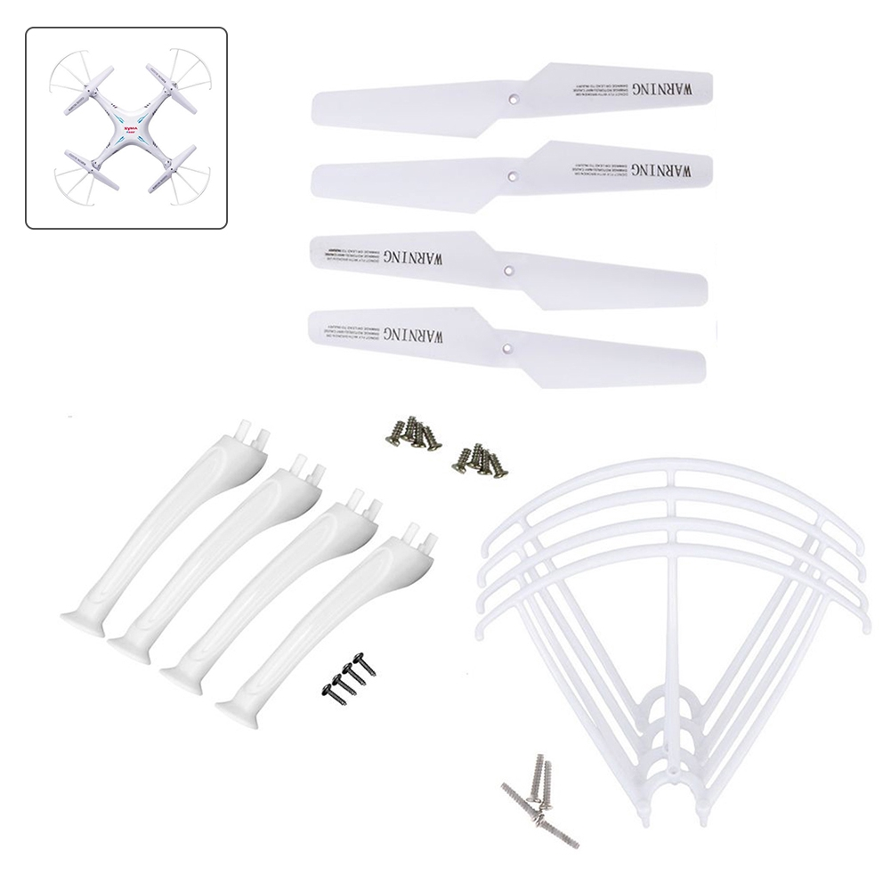 Blade/Tripod/Protection Ring Parts Accessory For Syma X5SC X5SW HOT