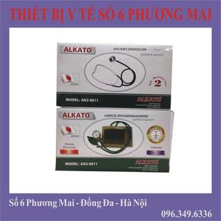 Huyết áp cơ (Alkato) AK2 - 0811 thumbnail