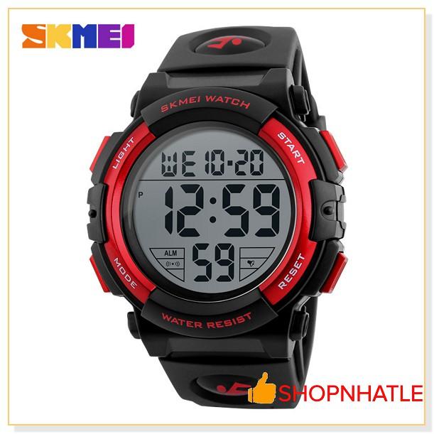 (TẶNG HỘP +PIN DỰ PHÒNG) Đồng hồ nam thể thao SKMEI 1258 hàng chính hãng