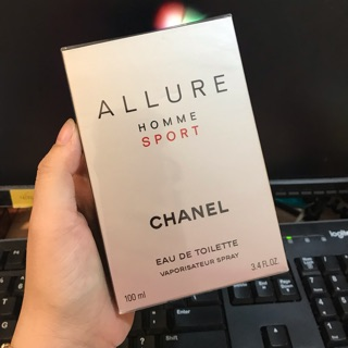 (100ml) Nước hoa nam Chanel Allure Homme Sport EDT